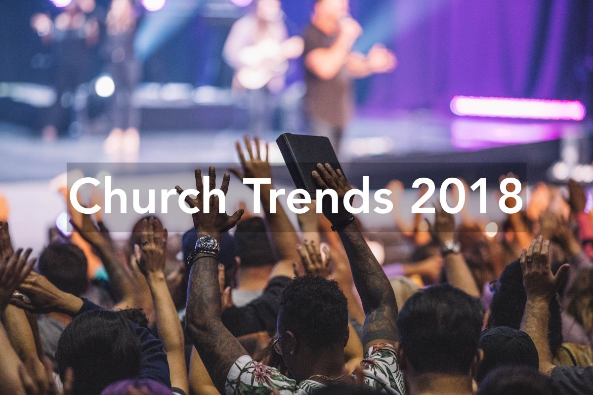 Church Trends 2018